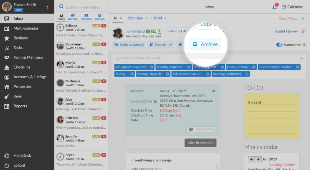 iGMS Unified Inbox