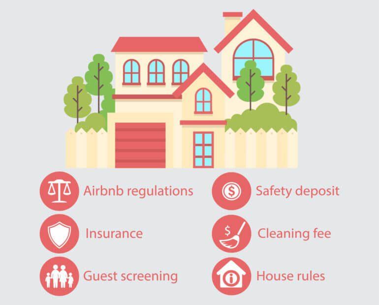 Vacation rental properties tips