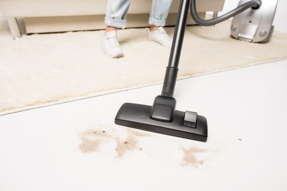 Airbnb complaints on cleaning