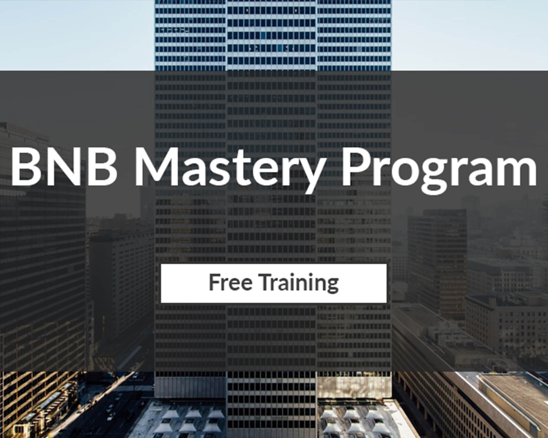 BNB Mastery Program tips