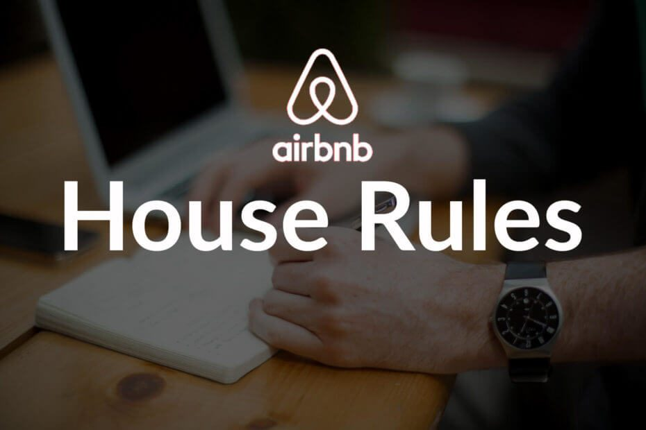 Best Practices on How to Write Airbnb House Rules | iGMS