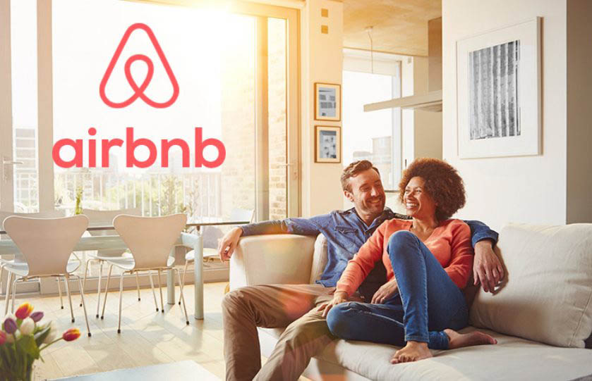 Airbnb vacation rental site