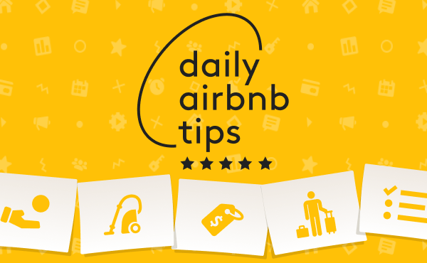 Airbnb tips for hosts