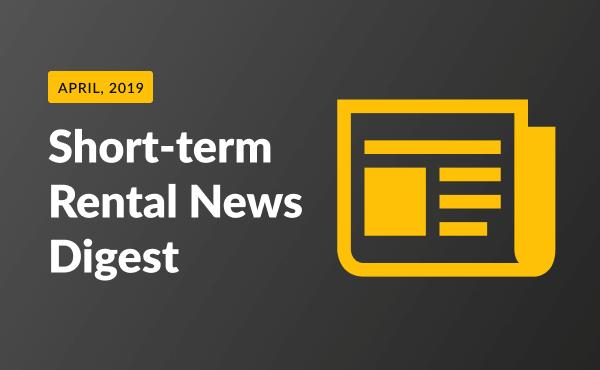 Short-term Rental News