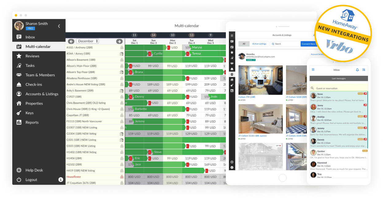 iGMS — Vacation Rental Management Software