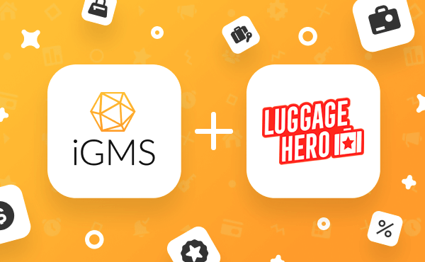 iGMS Joins with LuggageHero to Offer Airbnb Luggage Storage