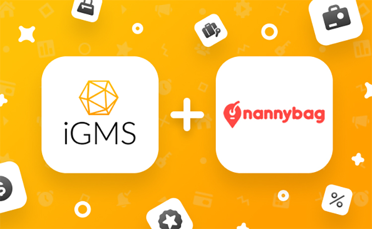 iGMS Partners with Nannybag