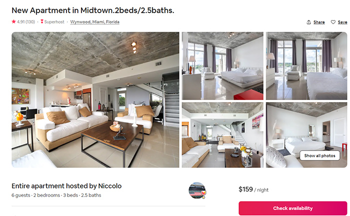 Compare Your Short-Term Rental Listings to Other Successful Listings