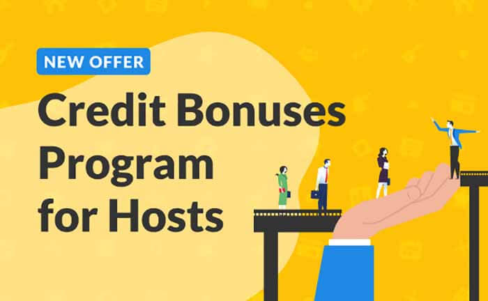 iGMS Credit Bonuses Program