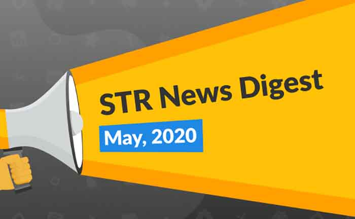 short-term rental news May 2020