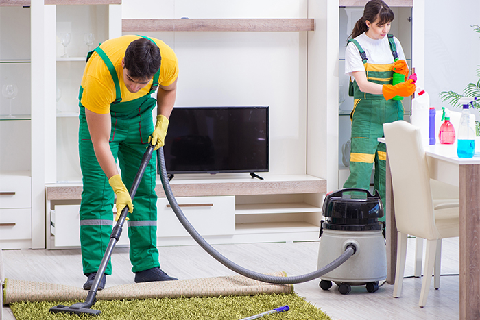 Passive Airbnb Management - Outsource Cleaning Responsibilities