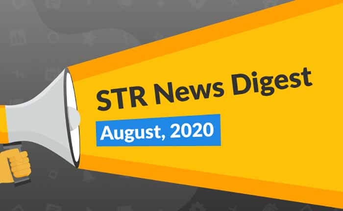 short-term rental news august 2020