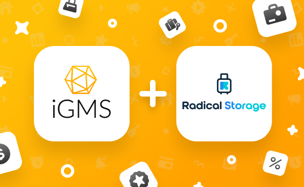 iGMS & Radical Storage, Luggage Storage Network, Team Up