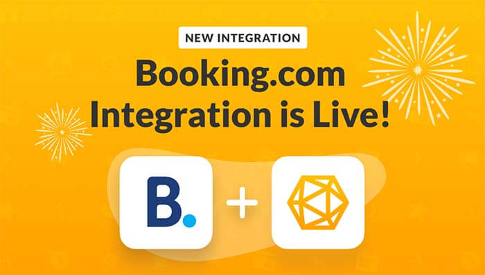 Booking.com management software
