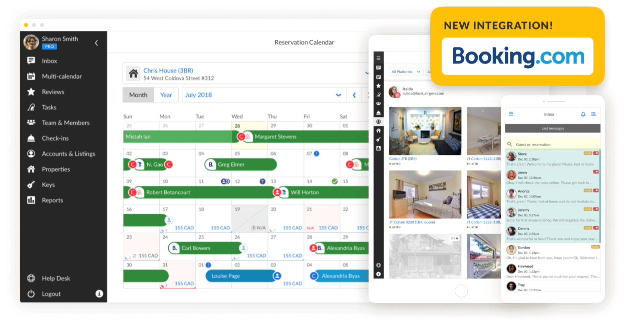 igms vacation rental software