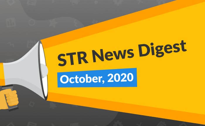 short-term rental news October 2020