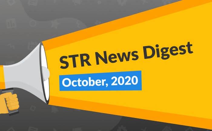 short-term rental news October 2020