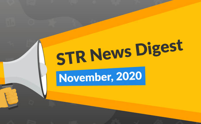 short-term rental news November 2020