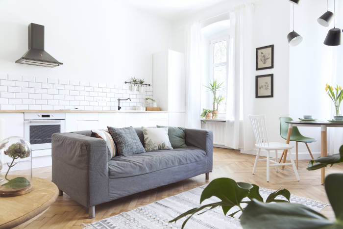 Airbnb etiquette for cleaning the property