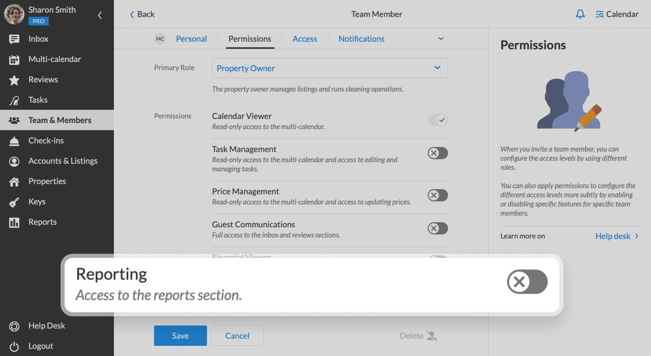 iGMS Reporting
