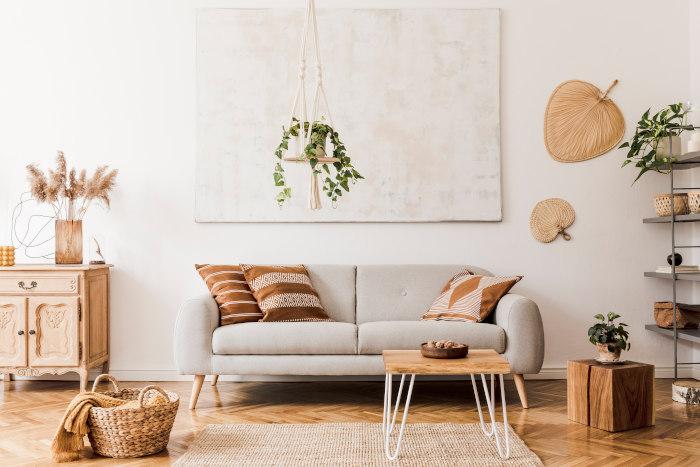 Airbnb interior design for vacation rentals