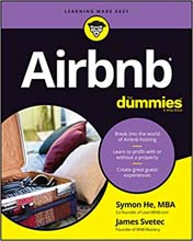 Airbnb for Dummies Book