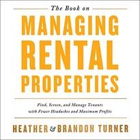 Managing Rental Properties Book