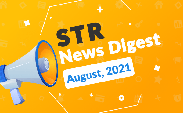str news August 2021