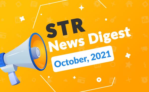 vacation rental news October 2021